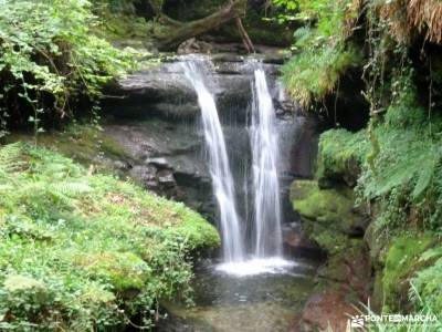 Senderismo Valles Pasiegos, Cantabria; hoces del duraton viajes singles puente de diciembre